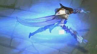 Lucian Nerfs Spotlight - Lucian's Base Attack Range Lowered + Other Ability Changes