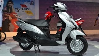 Suzuki Lets Scooter Review- Design, Features And More From