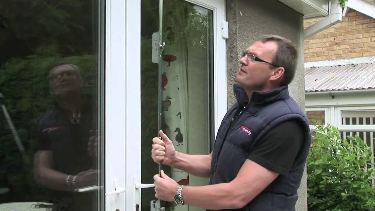 How To Repair A Upvc Door Repair A Patio Door Fix A