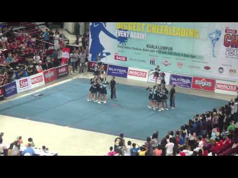 Cyrens @ Cheer 2011