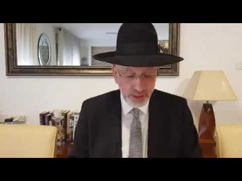 14   Vivre en société..Pour l honneur de Rabbi Moche Edery ben Freha..cours de 5 min