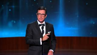 Emmys: Stephen Colbert's Imaginary Friend