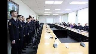 У ХНУВС відбувся розподіл слухачів магістратури факультетів № 1 і № 3