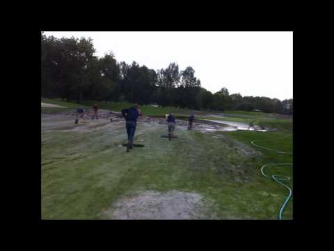 Cottonwood Golf and Country Club - The Flood of 2013