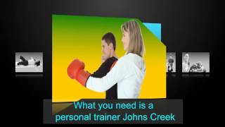 [Get the result you want with a personal trainer Johns Creek] Video