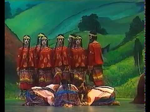 Joffrey Ballet 1989 Rite of Spring (1 of 3)