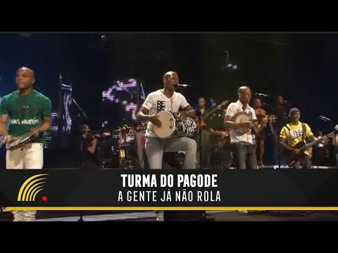 Turma Do Pagode - Magazine cover