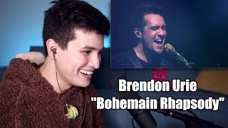 """Vocal Coach Reaction to Brendon Urie """"Bohemian Rhapsody"""" at the AMAs"""
