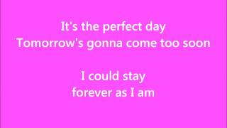 Perfect Day - Hoku (Legally Blonde Soundtrack) - with Lyrics view on youtube.com tube online.