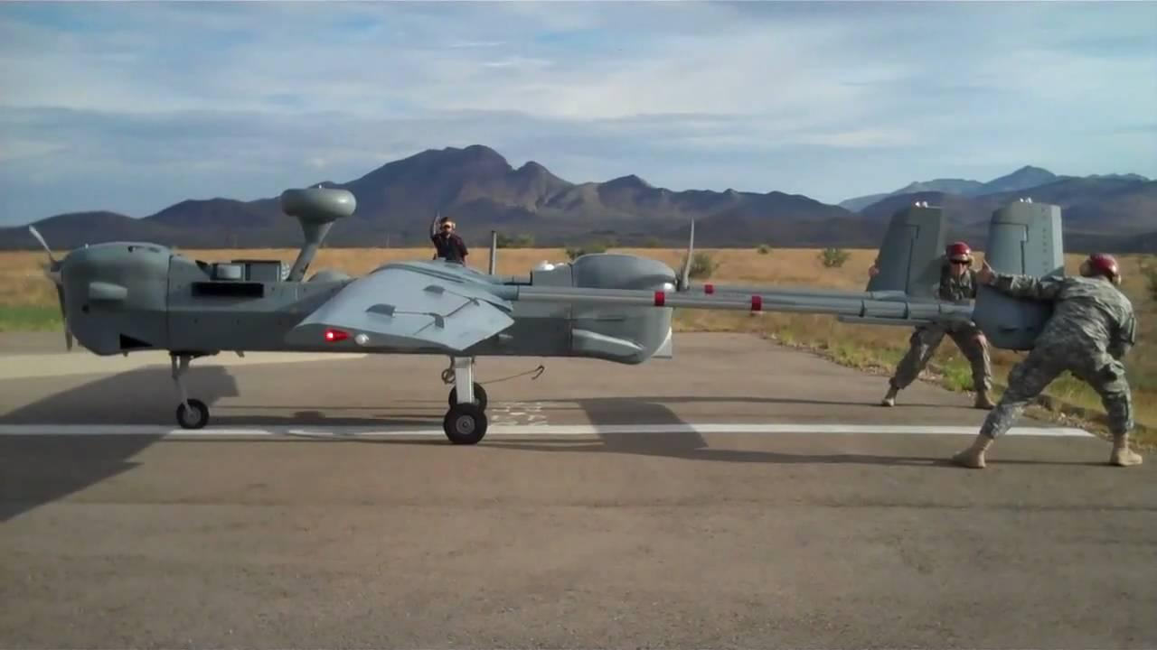 MQ-4C Triton Maritime Surveillance Unmanned Aircraft