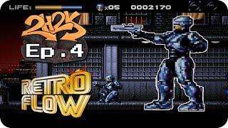 [Retro Flow Ep.4 - RoboCop Versus The Terminator]