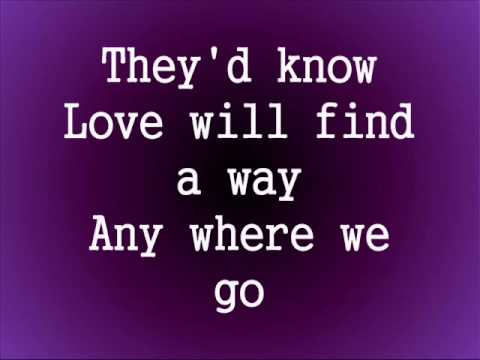 Shakra love will find a way lyrics