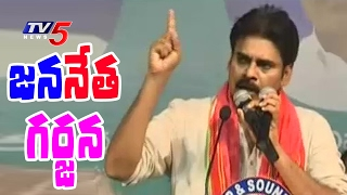 I am not against dynasty politics: Pawan Kalyan full speec..