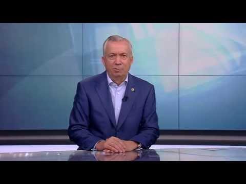 Обращение мэра Донецка к жителям города (ведео+)