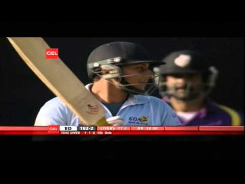 CCL4 Bhojpuri Dabanggs Vs Bengal Tigers 1st Inn Match in Bangalore - Part4