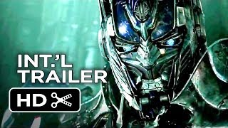 Transformers: Age of Extinction Official International Trailer #3 (2014) - Michael Bay Movie HD