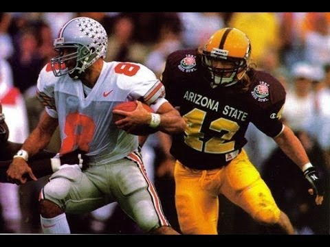 1997 Rose Bowl  Ohio State  vs. Arizona State