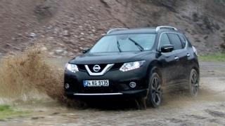 Test Nissan X-Trail 1.6 Dci CVT