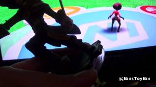 Disney Infinity Glitches! Our Barbossa Figure Thinks He's