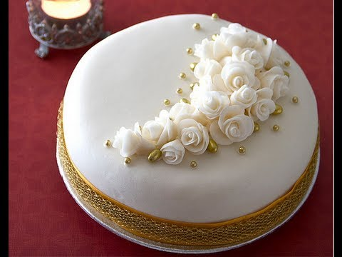 Torta Per Anniversario Cake Anniversary Designs Youtube