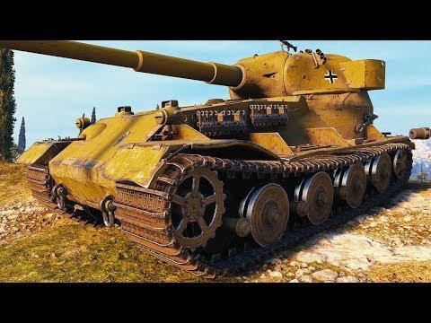 Pz.Kpfw. VII - ANGEL OF DEATH - World of Tanks Gameplay