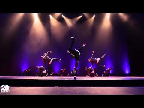 Kinjaz [Front Row] | Culture Shock LA's 20th Anniversary Showcase 2014