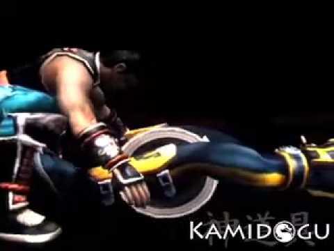 Download Mortal Kombat Shaolin Monks  Kung Lao's Buzzsaw Fatality Kamidogu:    Official App:    Face