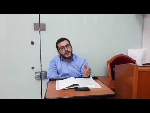 Rav Shmouel TAIEB Paracha de Berechit selon le Rav Kook