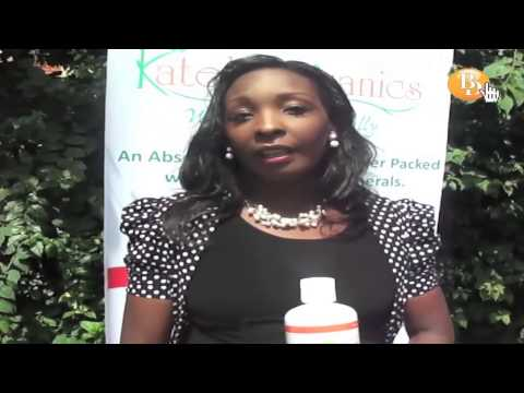Kate Kabarah speaks about her passion for organic products