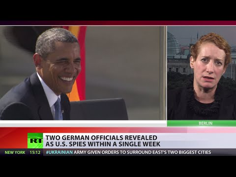 'NSA spying in Germany creates anti-Americanism earthquake, people fed up'