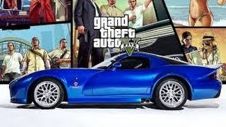 GTA V Rarest SUPER CARS A Look In My Garage Of Custom