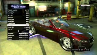 """GTA 5 Lampadati Felon GT Coupes """"Jaguar XF, Maserati"""
