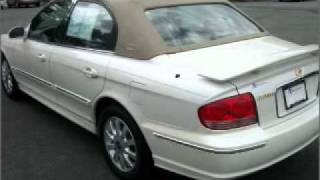 2004 Hyundai Sonata - Norcross Ga videos