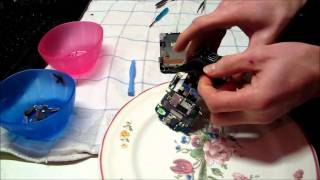 HTC Desire HD Screen Replacement (disassembly And Assembly
