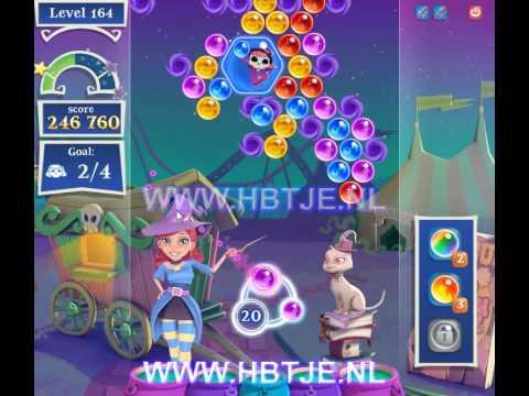 Bubble Witch Saga 2 level 164