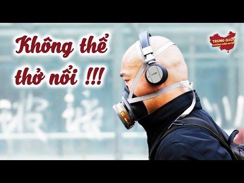 10 Bức Ảnh Cho Thấy Ô Nhiễm Không Khí Trung Quốc Đạt Mức