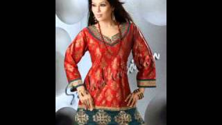 Latest Designer Indian Kurtis And Tunics For Girls And