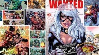 Comic Book Culture Presents: Liam Shalloo