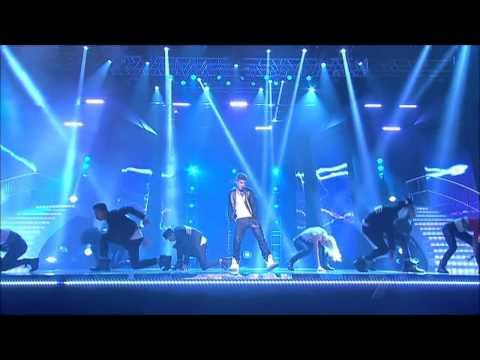 Australia's Got Talent- Justin Bieber preforming