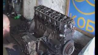 Капитальный ремонт двигателя M30