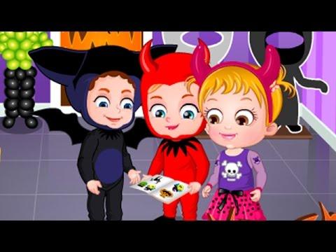 Baby Hazel Halloween Costumes - New Halloween Game for Babies and Kids - Dora The Explorer