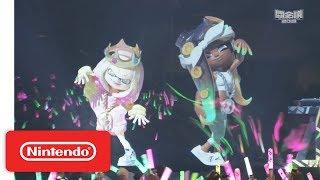 Splatoon 2 - Off the Hook Live Concert at Tokaigi 2019 - Nintendo Switch