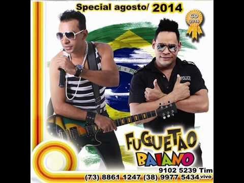 Fuguetão Baiano Special Cd mes de Agosto Setembro 2014