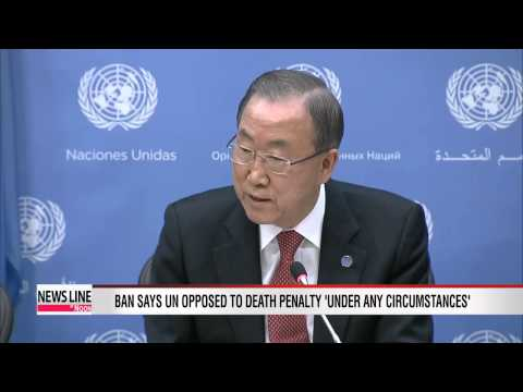 UN chief says Jang Song-thaek's execution is fundamental human rights issue