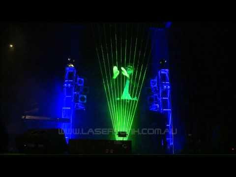 Laser Cirque