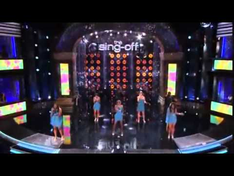 Afro-Blue - I Wanna Dance With Somebody from The Sing-Off Season 3 - Fourth Performance