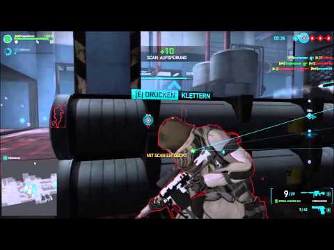 Ghost Recon Phantoms - [piA] Dragoniamex Nonscopes etc.