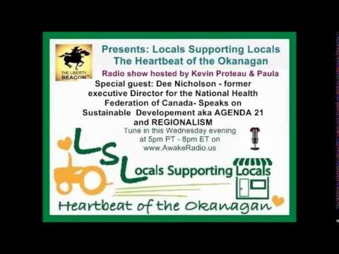 L:SL: -- Okanagan Heartbeat of the Okanagan - Sustainable Development aka U.N Agenda 21