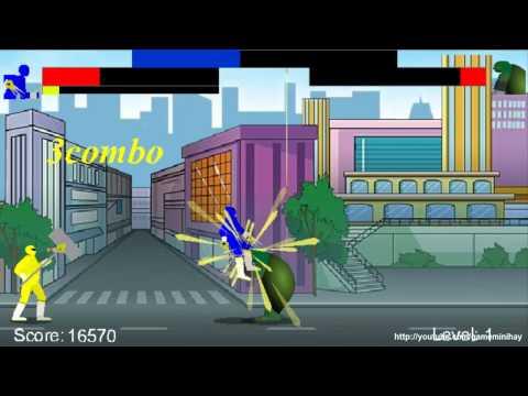 Game hoạt hình siêu nhân