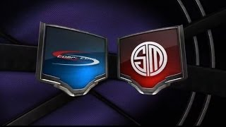 COMPLEXITY vs TEAM SOLOMID Week4 Day2 NA LCS Summer Split 20...